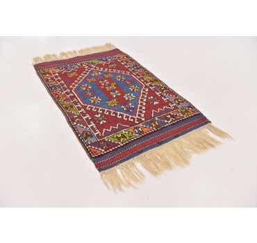Image of 2' 8 x 4' Anatolian Rug