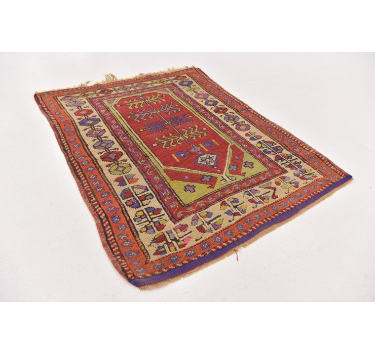 3' 4 x 4' 4 Anatolian Rug
