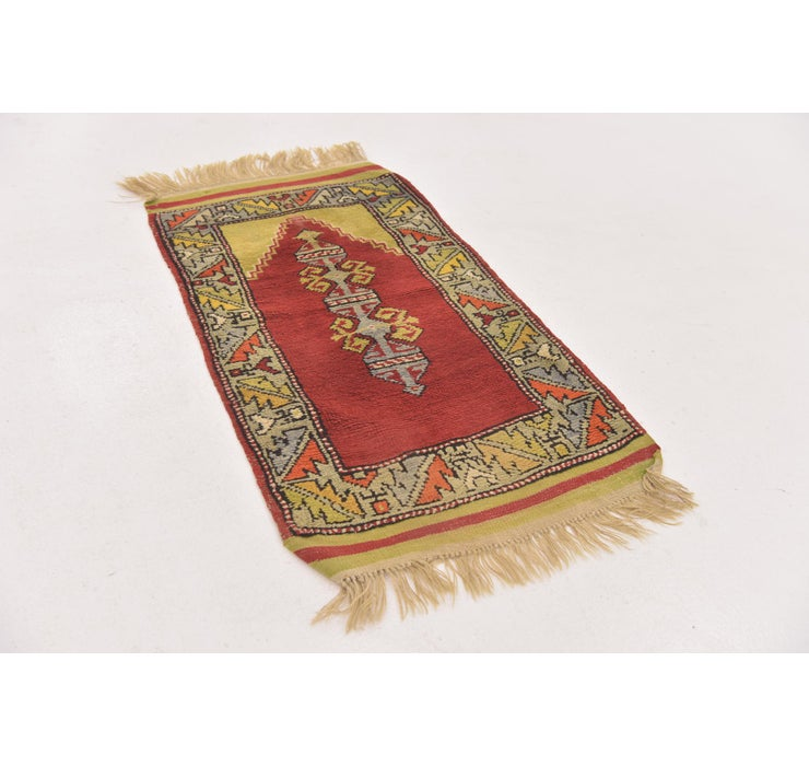 60cm x 117cm Anatolian Rug