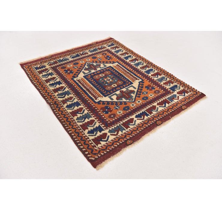 90cm x 110cm Anatolian Square Rug