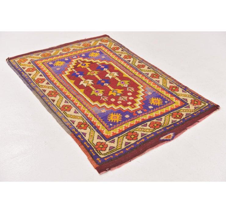 2' 6 x 3' 9 Anatolian Rug
