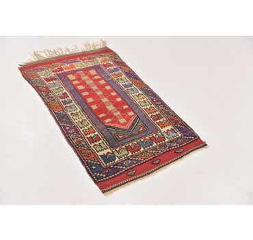 Image of 2' 5 x 4' 4 Anatolian Rug