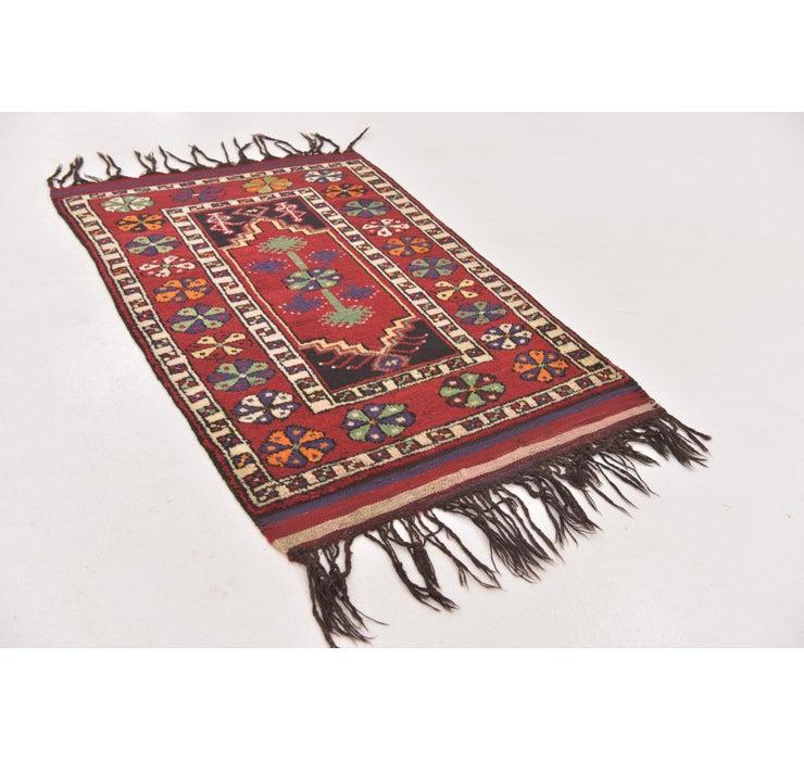 3' x 4' 9 Anatolian Rug