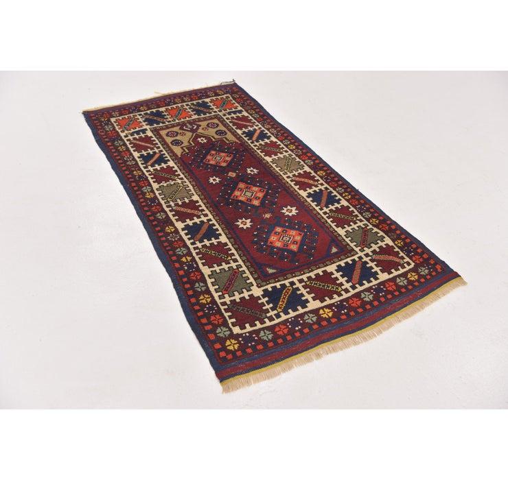 2' 8 x 5' Anatolian Oriental Rug