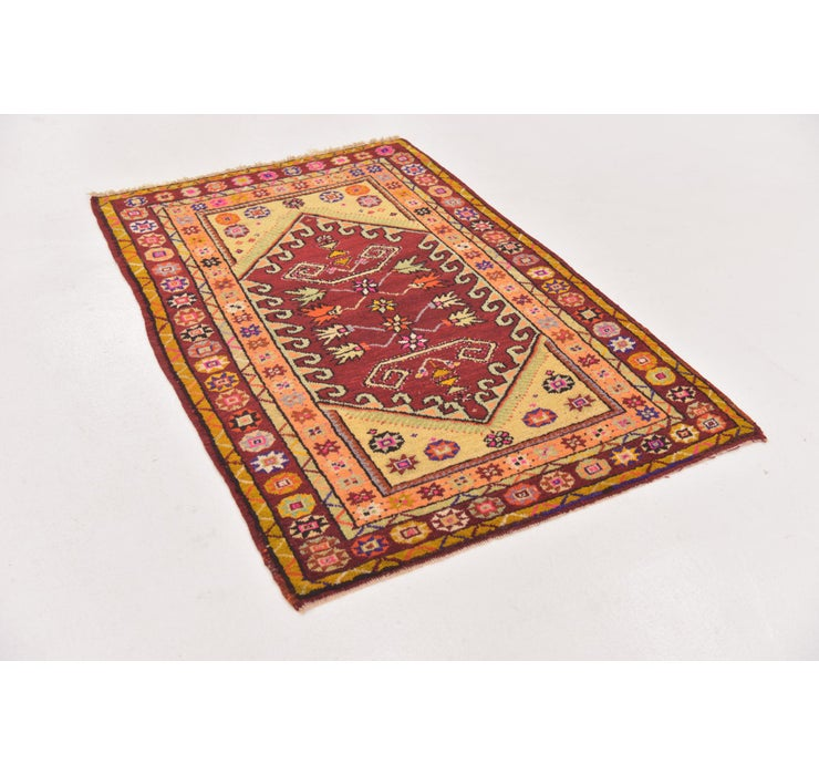 90cm x 135cm Anatolian Oriental Rug