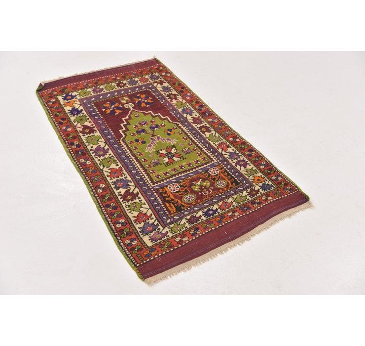 2' 6 x 4' 6 Anatolian Oriental Rug