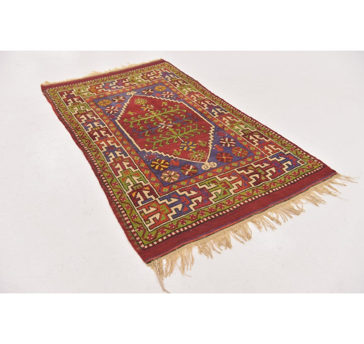 3' x 5' 2 Anatolian Rug