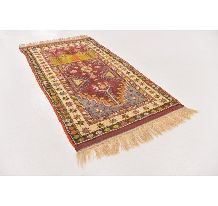 3' x 5' 5 Anatolian Rug