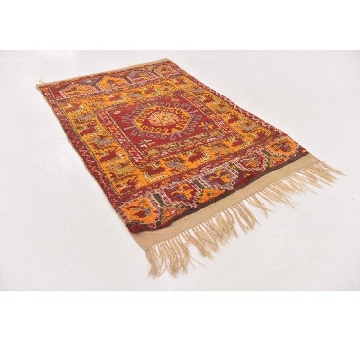 3' 6 x 5' Anatolian Rug