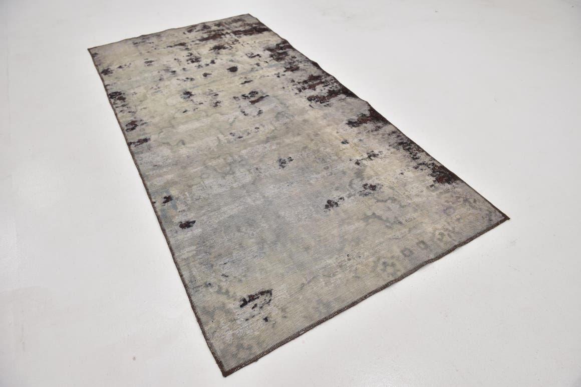 4' 5 x 9' Ultra Vintage Persian Runner Rug main image