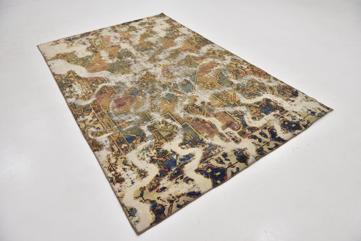 5' 10 x 9' Ultra Vintage Persian Rug main image