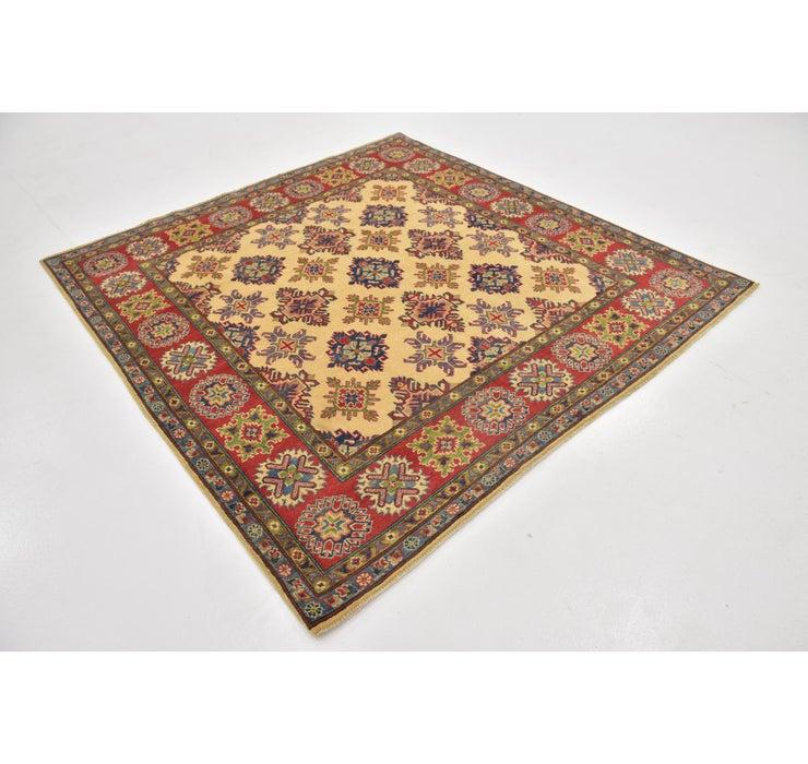 6' 4 x 6' 7 Kazak Square Rug