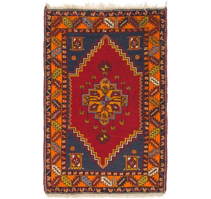 3' 6 x 5' 8 Anatolian Rug