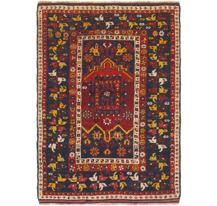 Image of 122cm x 170cm Anatolian Oriental Rug