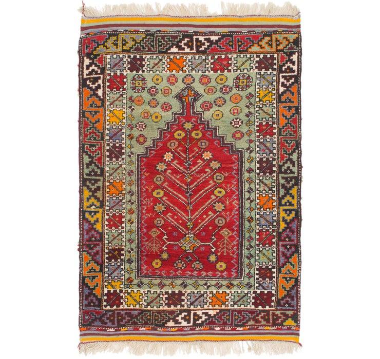 4' x 6' Anatolian Rug