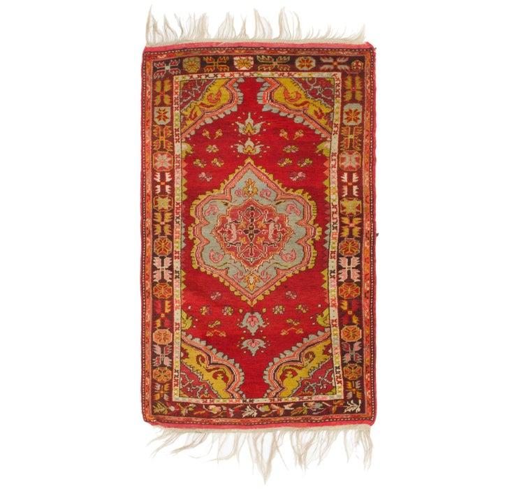 105cm x 188cm Anatolian Rug