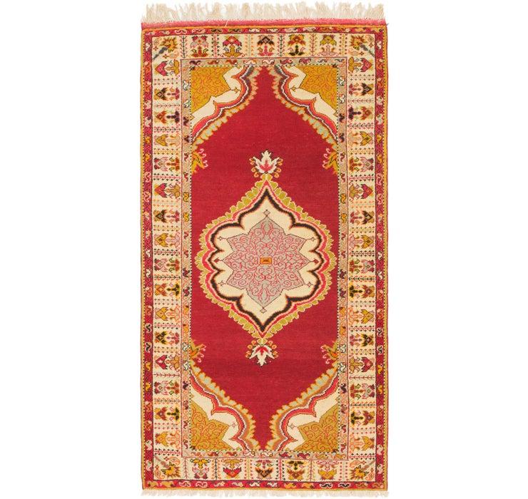 3' x 5' 10 Anatolian Oriental Runn...