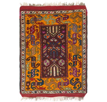 4' 3 x 5' 10 Anatolian Rug main image