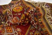 4' x 6' 2 Anatolian Oriental Rug thumbnail