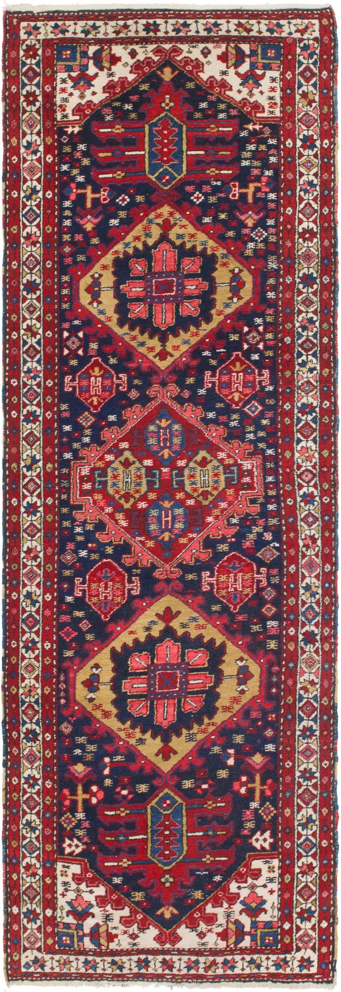 3' 3 x 10' 2 Bakhtiar Persian Runner Rug main image