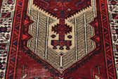 3' 4 x 10' 9 Meshkin Persian Runner Rug thumbnail