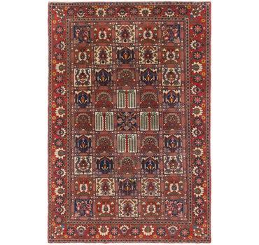 6' 10 x 10' 2 Bakhtiar Persian Rug main image