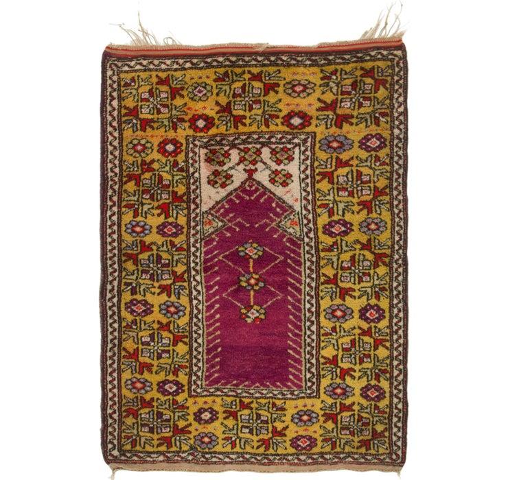 100cm x 140cm Anatolian Oriental Rug