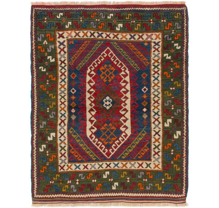 115cm x 145cm Anatolian Oriental Rug