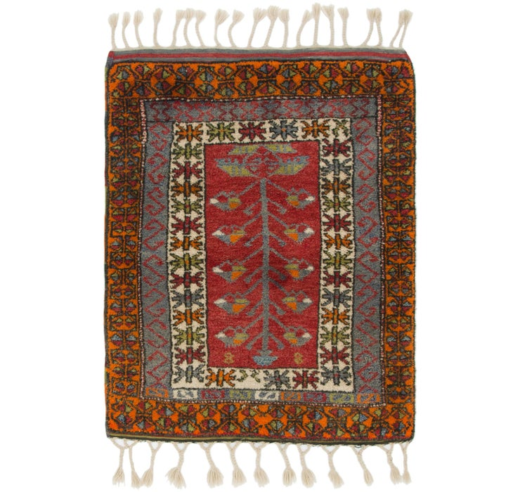 100cm x 127cm Anatolian Rug