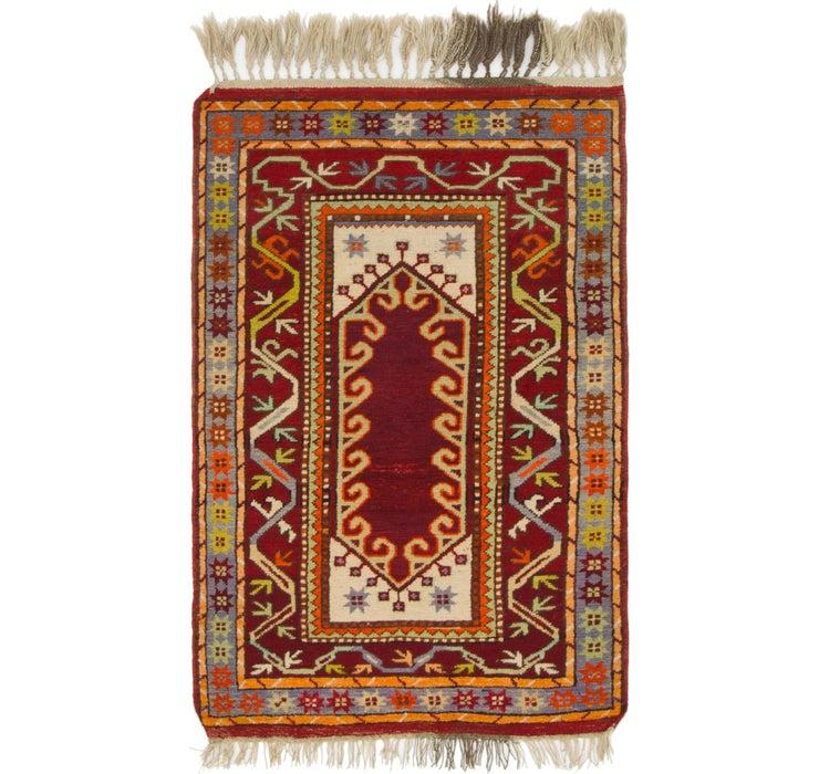 2' 10 x 4' 10 Anatolian Rug