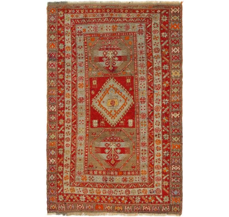 3' 2 x 5' Anatolian Rug