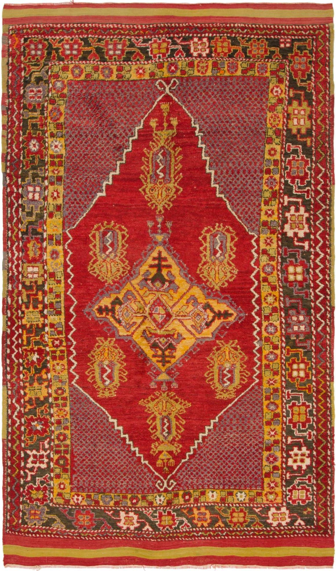 5' x 8' 9 Anatolian Rug main image