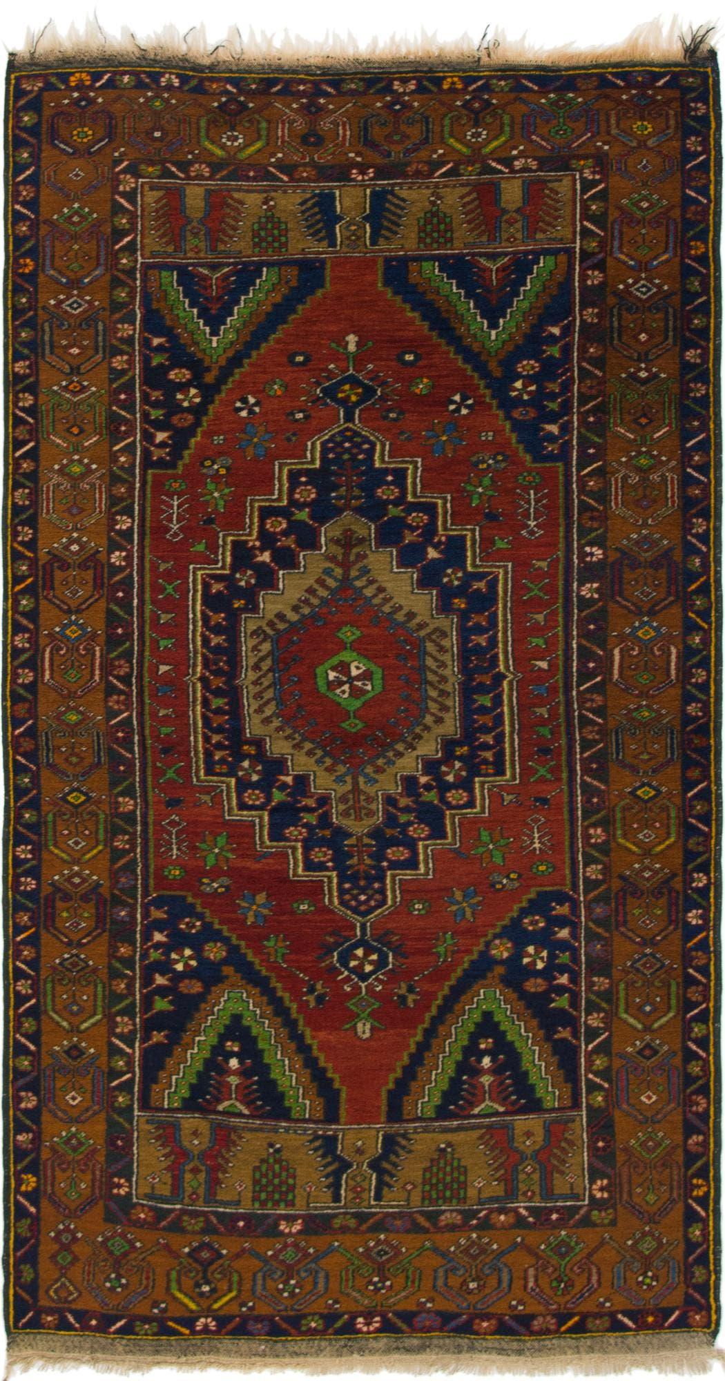 3' 8 x 7' Anatolian Rug main image