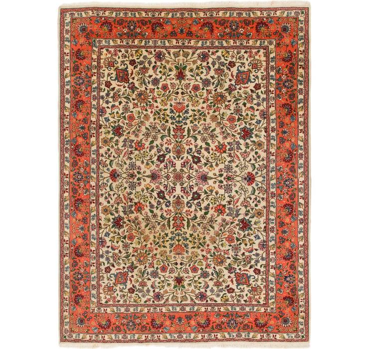 8' 8 x 11' 5 Tabriz Persian Rug