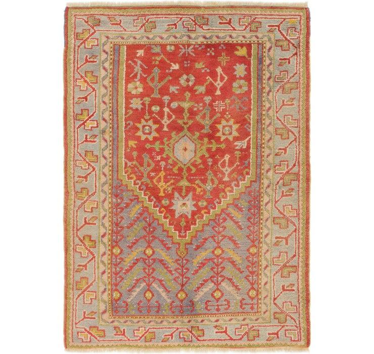 4' 5 x 6' 4 Anatolian Rug