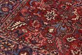 7' 7 x 10' 5 Heriz Persian Rug thumbnail