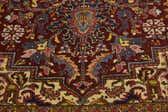 6' 9 x 10' 3 Heriz Persian Rug thumbnail