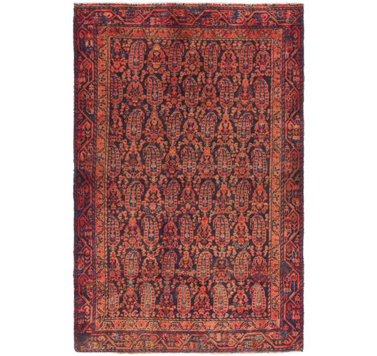 132cm x 198cm Malayer Persian Rug