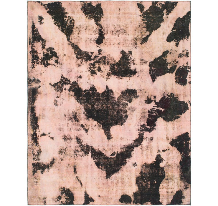 9' 2 x 11' 2 Ultra Vintage Persian Rug