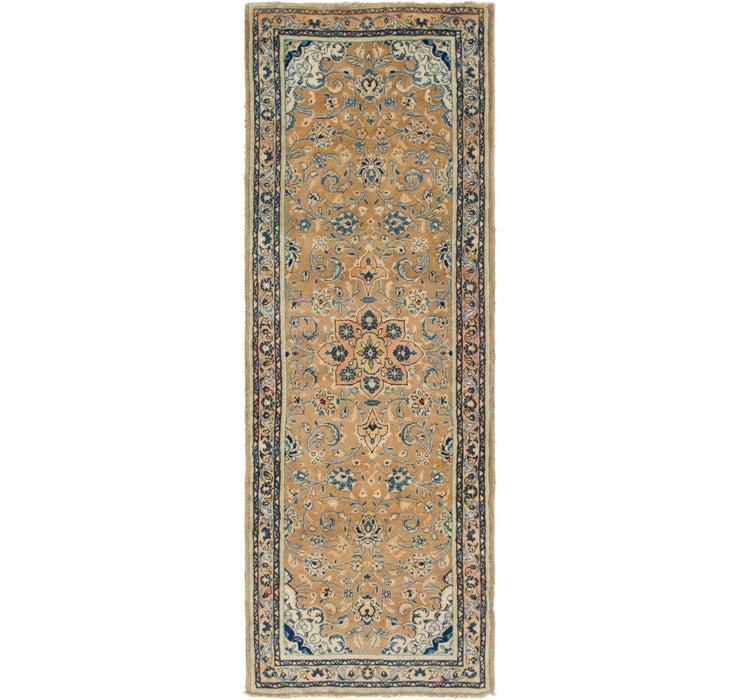 115cm x 325cm Mahal Persian Runner Rug