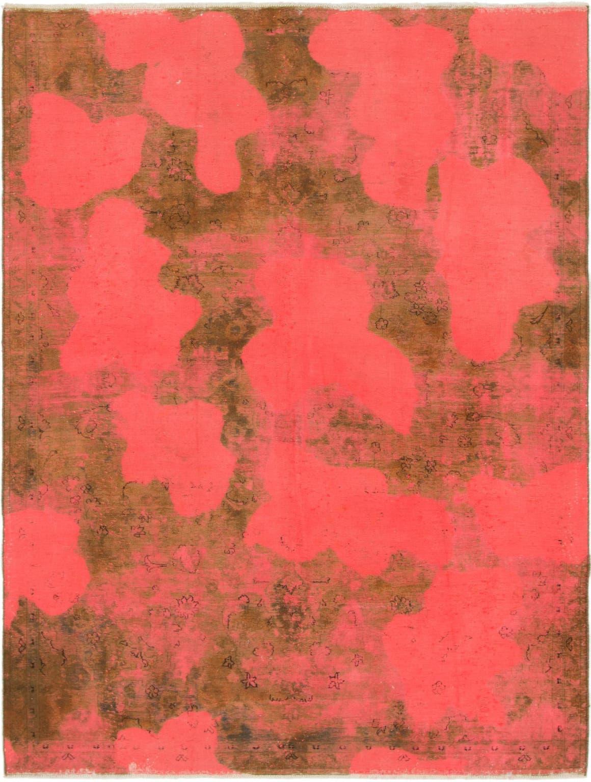 7' 7 x 10' Ultra Vintage Persian Rug main image