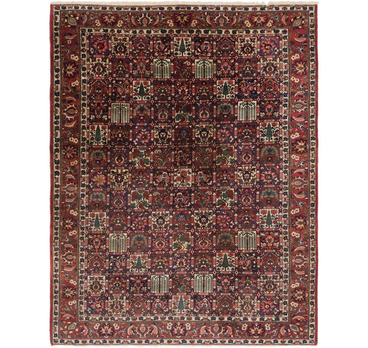 320cm x 410cm Bakhtiar Persian Rug