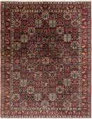 10' 6 x 13' 5 Bakhtiar Persian Rug thumbnail