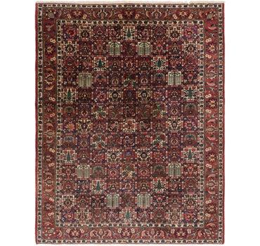 10' 6 x 13' 5 Bakhtiar Persian Rug main image