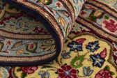 9' 7 x 12' 10 Kerman Persian Rug thumbnail