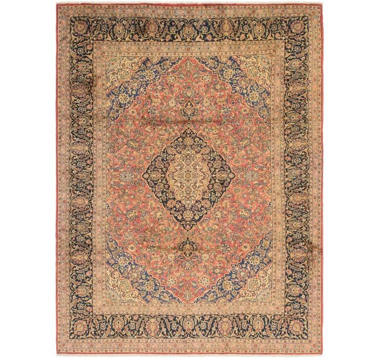 250cm x 335cm Kashan Persian Rug