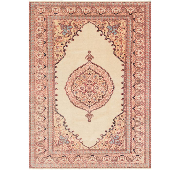 6' 8 x 9' 2 Shirvan Persian Rug