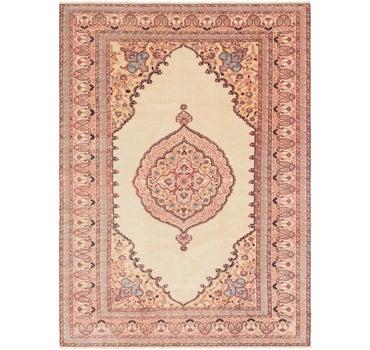 6' 8 x 9' 2 Shirvan Persian Rug main image