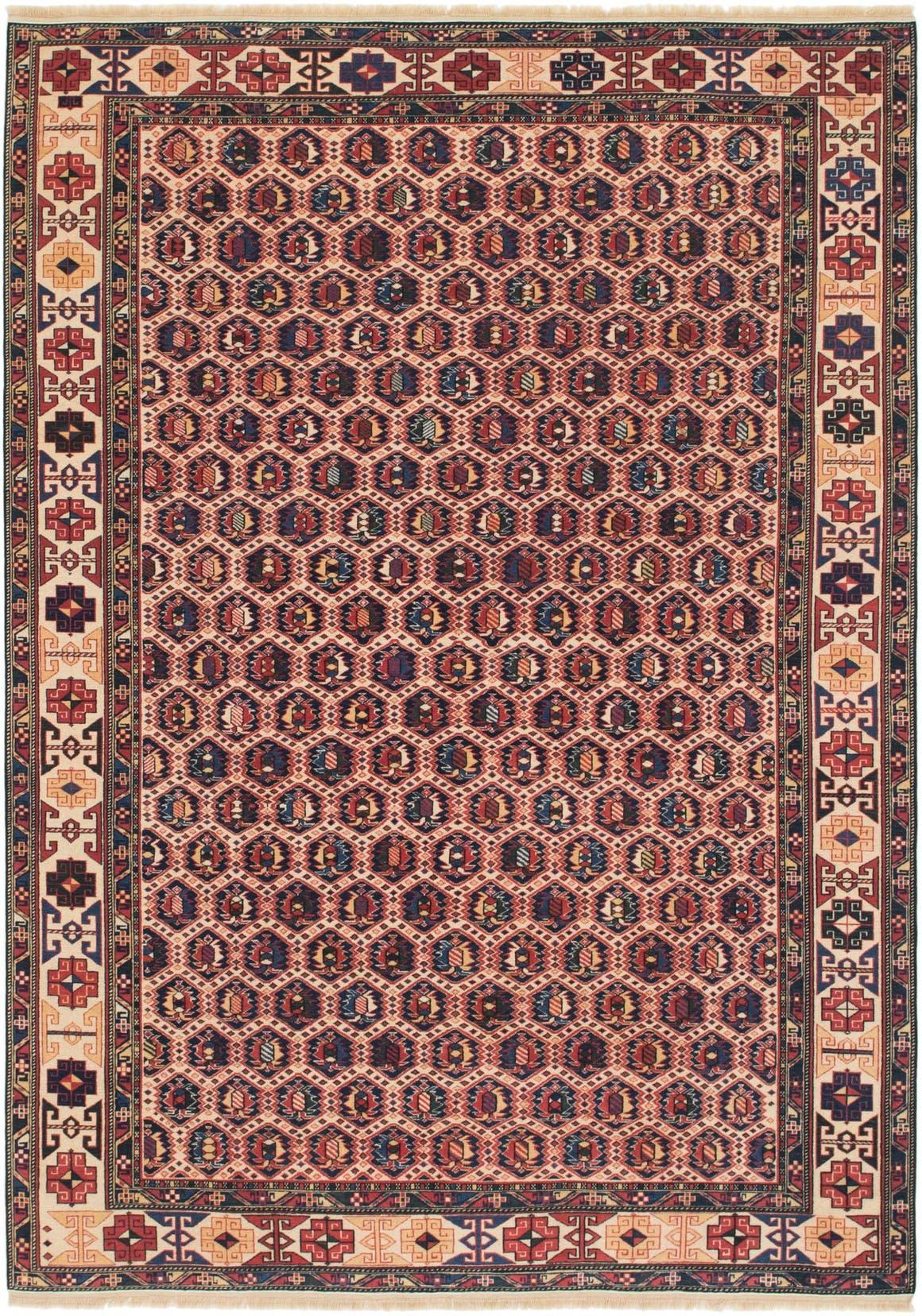 6' 8 x 9' 5 Shirvan Persian Rug main image