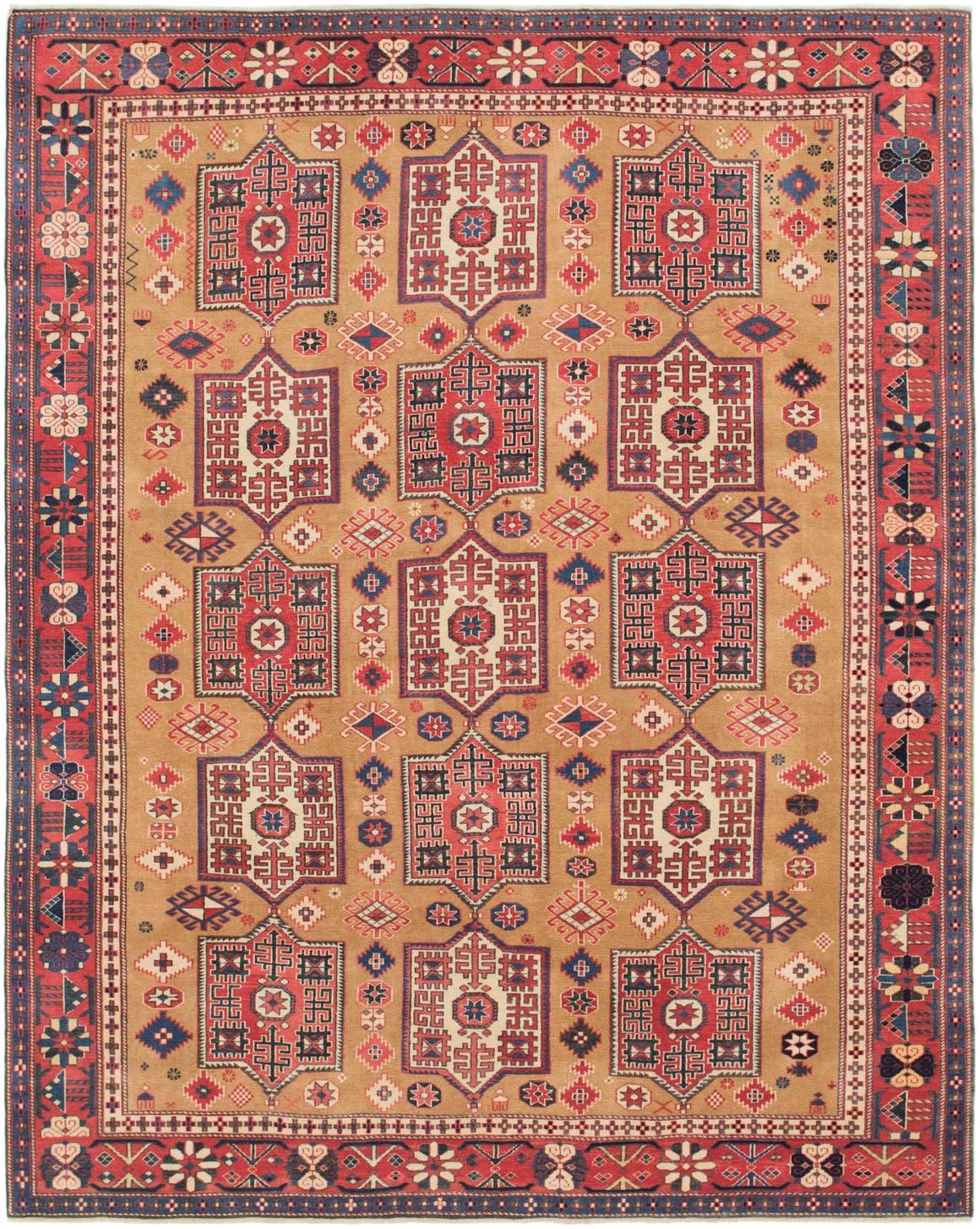 6' 10 x 8' 8 Shirvan Persian Rug main image